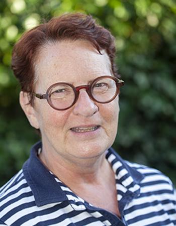Anne-Margreet van der Horst